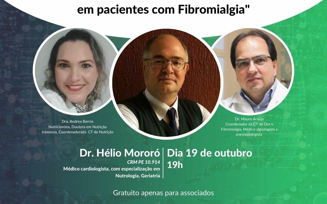 CT Dor e Fibromialgia: Mecanismos Bioquímicos