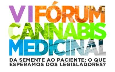 VI Fórum Cannabis Medicinal