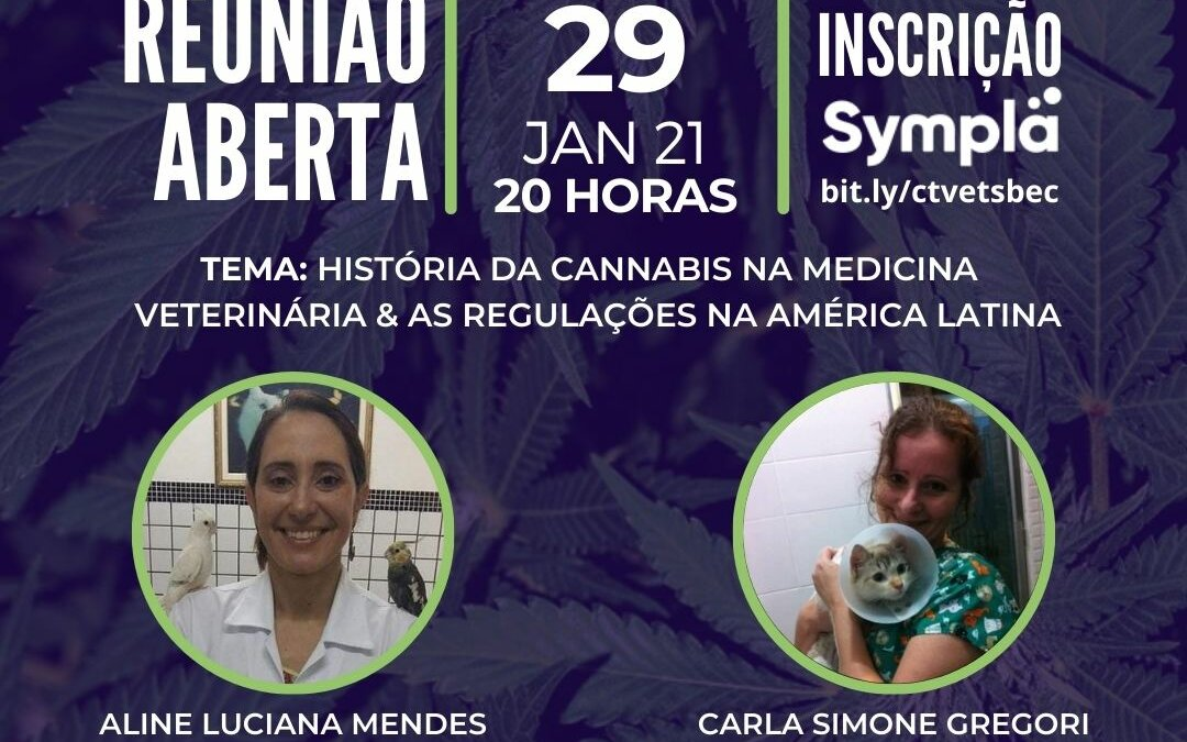 ct veterinaria evento gratis cannabis